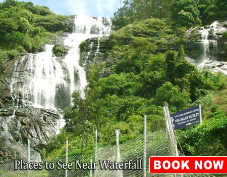 Places to See Near Waterfall
