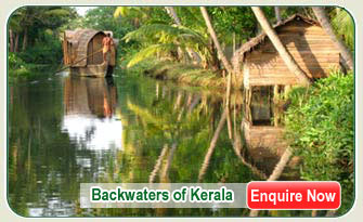 Kerala  Back water