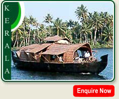 The Famous Rice Boat of Kerala