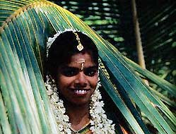 South Indian Bride - Kerala