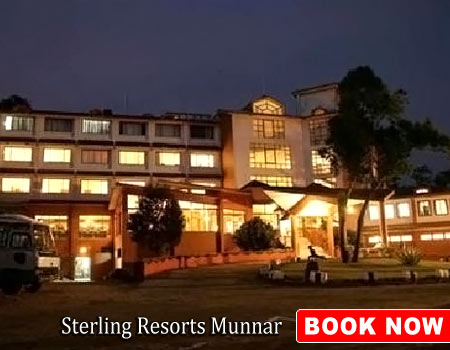 Sterling Resorts Munnar